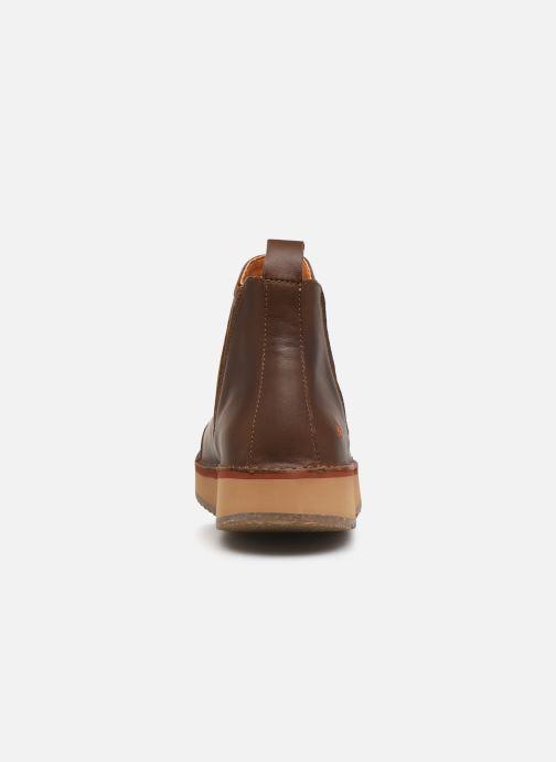 Stiefeletten & Boots Art ORLY 1601 braun ansicht von rechts