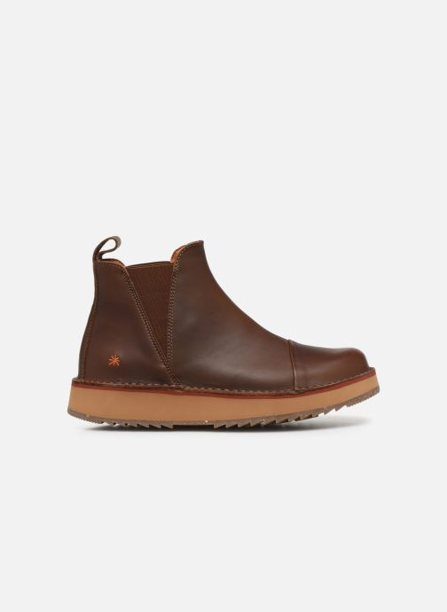 Stiefeletten & Boots Art ORLY 1601 braun ansicht von hinten