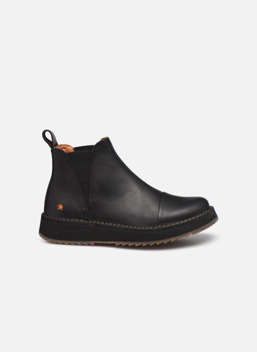 Bottines et boots Art ORLY 1601 Noir vue derrière
