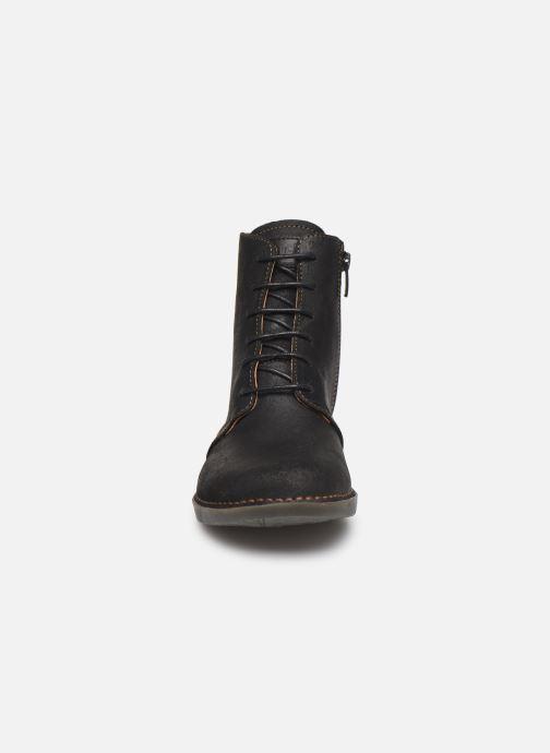 Boots en enkellaarsjes Art BERGEN 1096 Zwart model