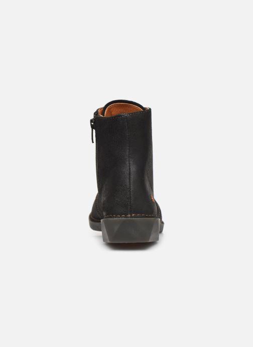 Boots en enkellaarsjes Art BERGEN 1096 Zwart rechts