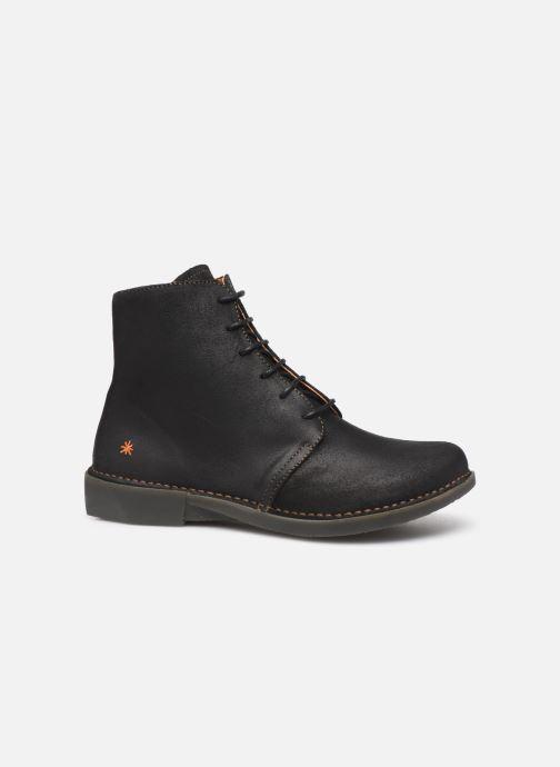 Boots en enkellaarsjes Art BERGEN 1096 Zwart achterkant