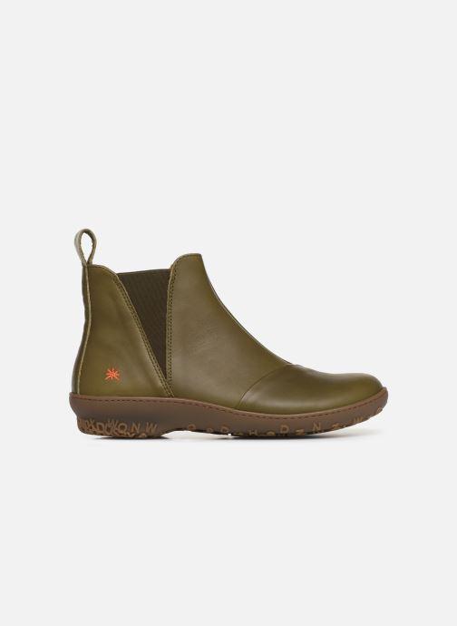 Boots en enkellaarsjes Art ANTIBES 1428 Groen achterkant