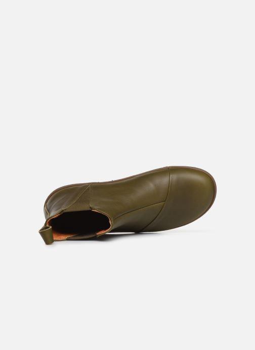 Stiefeletten & Boots Art ANTIBES 1428 grün ansicht von links