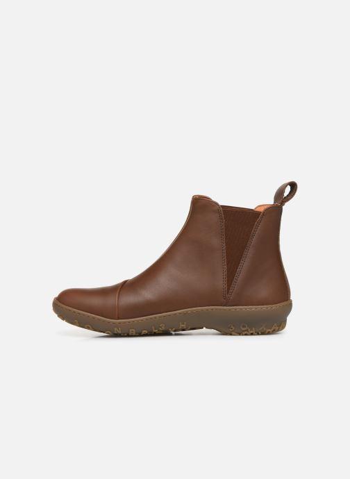 Boots en enkellaarsjes Art ANTIBES 1428 Bruin voorkant