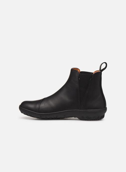 Bottines et boots Art ANTIBES 1428 Noir vue face