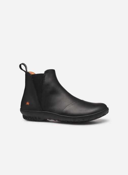 Boots en enkellaarsjes Art ANTIBES 1428 Zwart achterkant