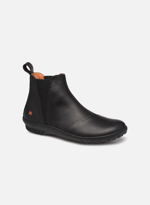 Boots en enkellaarsjes Art ANTIBES 1428 Zwart detail