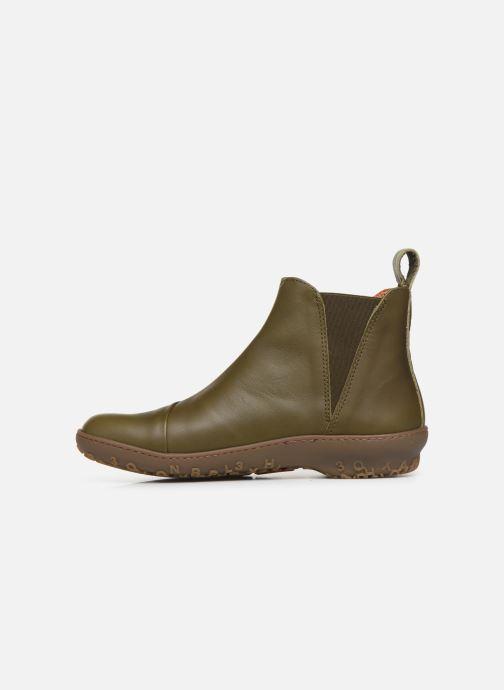 Bottines et boots Art ANTIBES 1428 Vert vue face