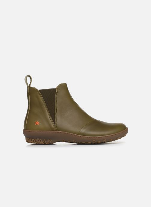 Bottines et boots Art ANTIBES 1428 Vert vue derrière