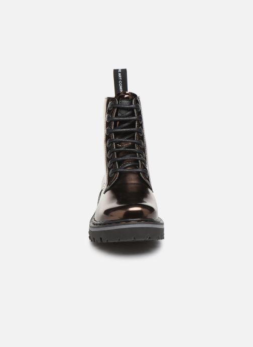 Ankelstøvler Art MARINA 1176T Guld og bronze se skoene på