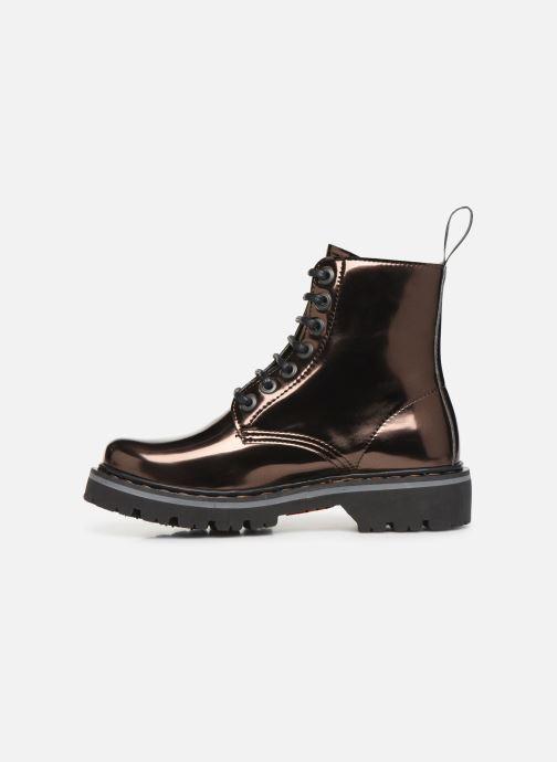 Bottines et boots Art MARINA 1176T Or et bronze vue face