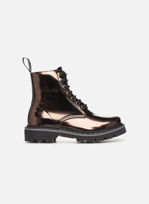 Bottines et boots Art MARINA 1176T Or et bronze vue derrière