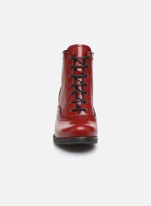 Stiefeletten & Boots Art HARLEM  1069 rot schuhe getragen