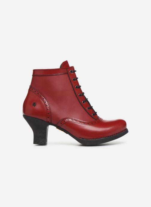 Stiefeletten & Boots Art HARLEM  1069 rot ansicht von hinten
