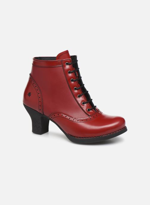 Stiefeletten & Boots Art HARLEM  1069 rot detaillierte ansicht/modell