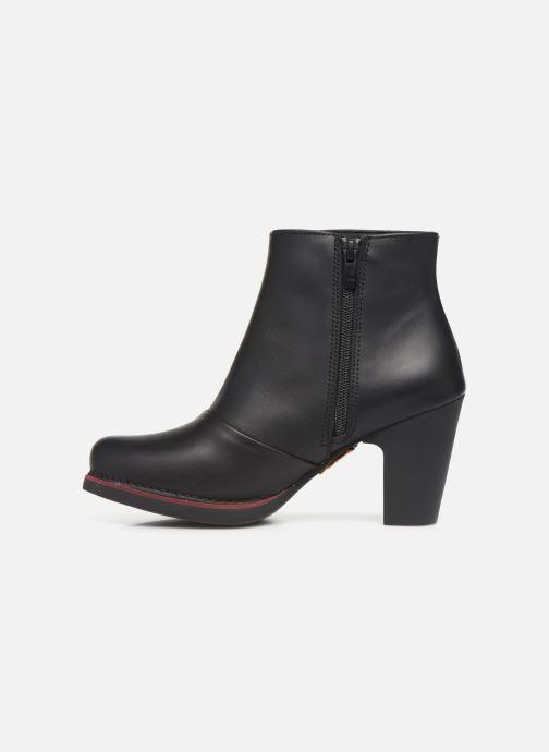 Stiefeletten & Boots Art GRAN VIA  1142 schwarz ansicht von vorne