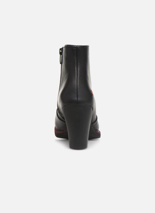 Stiefeletten & Boots Art GRAN VIA  1142 schwarz ansicht von rechts