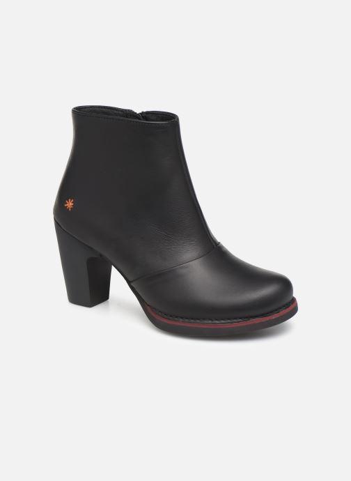 Stiefeletten & Boots Art GRAN VIA  1142 schwarz detaillierte ansicht/modell
