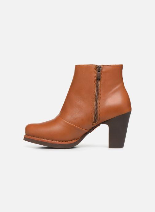 Stiefeletten & Boots Art GRAN VIA  1142 braun ansicht von vorne