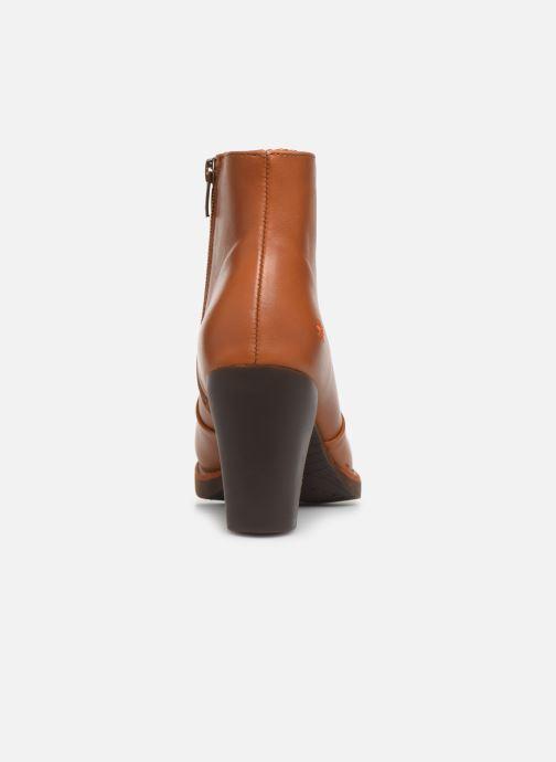 Bottines et boots Art GRAN VIA  1142 Marron vue droite