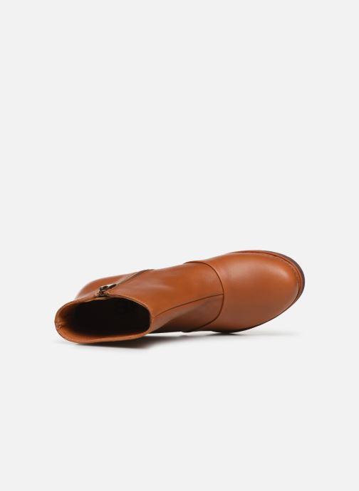 Stiefeletten & Boots Art GRAN VIA  1142 braun ansicht von links
