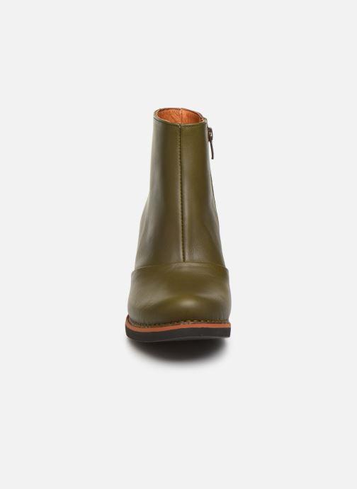 Bottines et boots Art GRAN VIA  1142 Vert vue portées chaussures