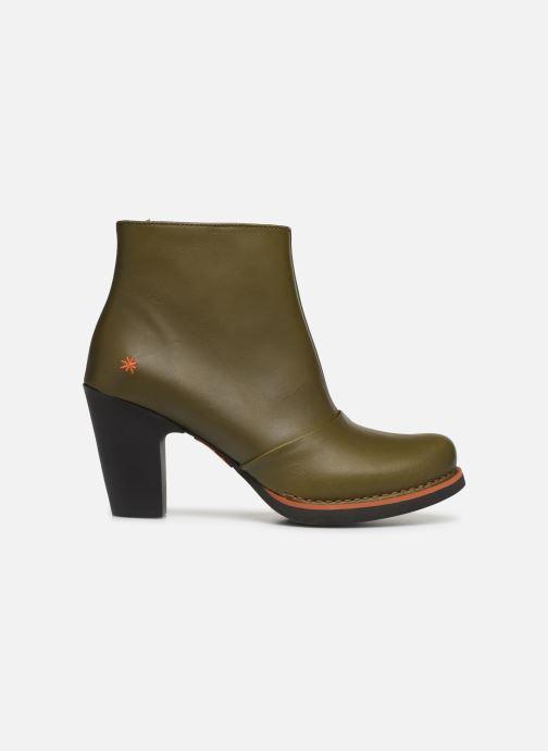 Stiefeletten & Boots Art GRAN VIA  1142 grün ansicht von hinten