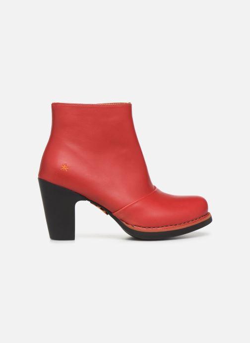 Stiefeletten & Boots Art GRAN VIA  1142 rot ansicht von hinten