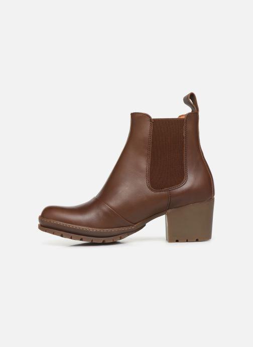Bottines et boots Art CAMPDEN  1235 Marron vue face