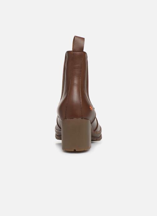 Bottines et boots Art CAMPDEN  1235 Marron vue droite