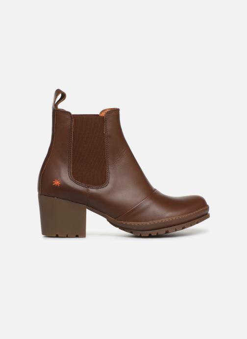 Bottines et boots Art CAMPDEN  1235 Marron vue derrière