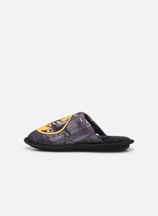 Pantofole Batman Bat Beethov Grigio immagine frontale