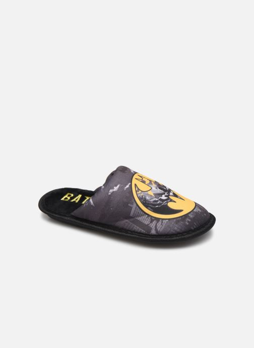Hjemmesko Batman Bat Beethov Grå detaljeret billede af skoene