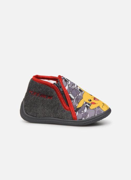Pantoffels Pokemon Pk Bempiflor Grijs achterkant