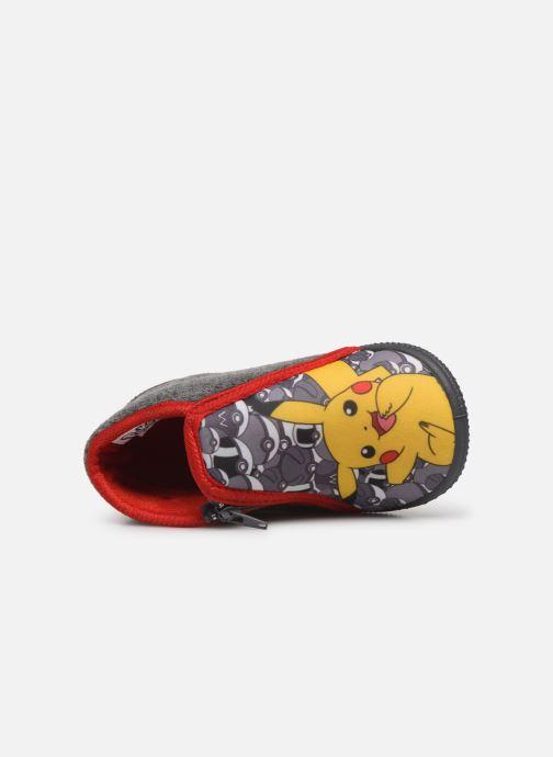Pantoffels Pokemon Pk Bempiflor Grijs links