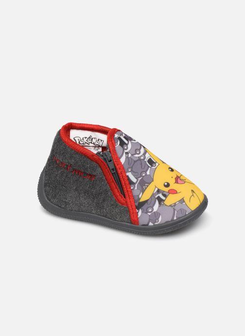 Pantoffels Pokemon Pk Bempiflor Grijs detail