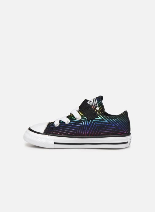 Baskets Converse Chuck Taylor All Star 1V All Of The Stars Ox Noir vue face