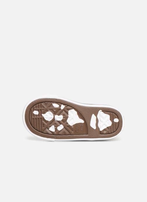 Sneakers Converse Chuck Taylor All Star 1V Dino Spikes Hi Zwart boven