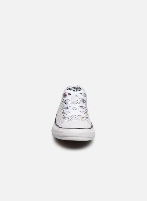 Sneaker Converse Chuck Taylor All Star All Of The Stars Ox weiß schuhe getragen