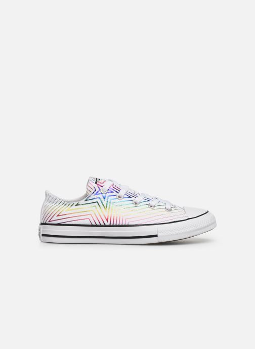 Trainers Converse Chuck Taylor All Star All Of The Stars Ox White back view