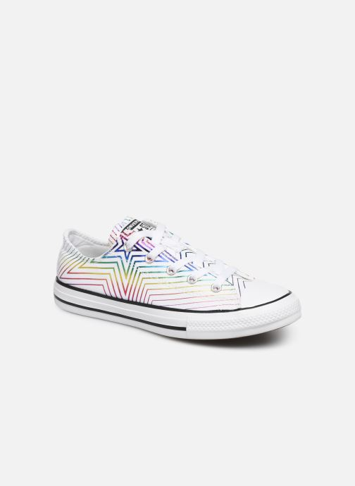 Trainers Converse Chuck Taylor All Star All Of The Stars Ox White detailed view/ Pair view