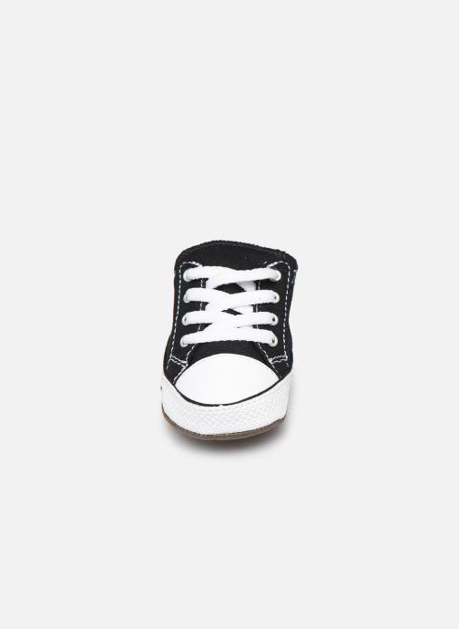 Sneaker Converse Chuck Taylor All Star Cribster Canvas Mid schwarz schuhe getragen