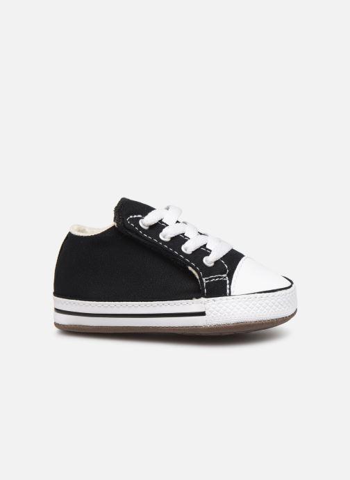 Sneaker Converse Chuck Taylor All Star Cribster Canvas Mid schwarz ansicht von hinten