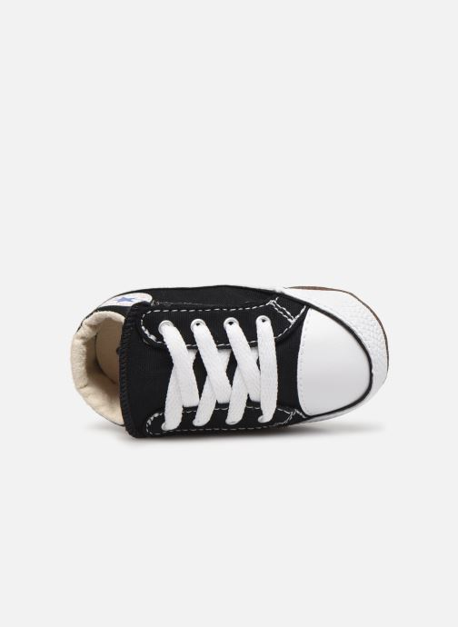 Sneakers Converse Chuck Taylor All Star Cribster Canvas Mid Sort se fra venstre