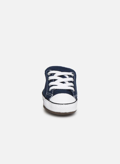 Sneakers Converse Chuck Taylor All Star Cribster Canvas Mid Blå se skoene på