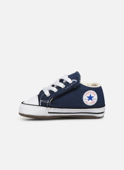 Sneakers Converse Chuck Taylor All Star Cribster Canvas Mid Blauw voorkant