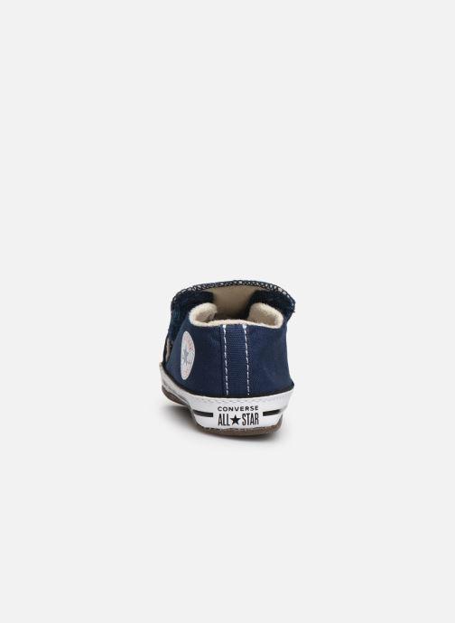 Sneakers Converse Chuck Taylor All Star Cribster Canvas Mid Blå Se fra højre