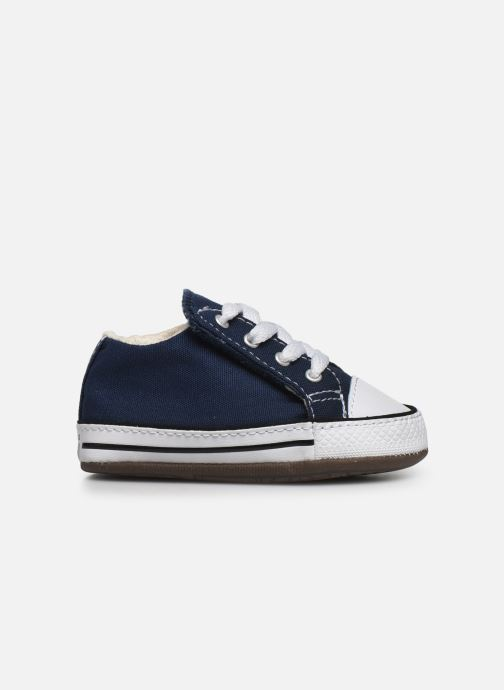 Baskets Converse Chuck Taylor All Star Cribster Canvas Mid Bleu vue derrière