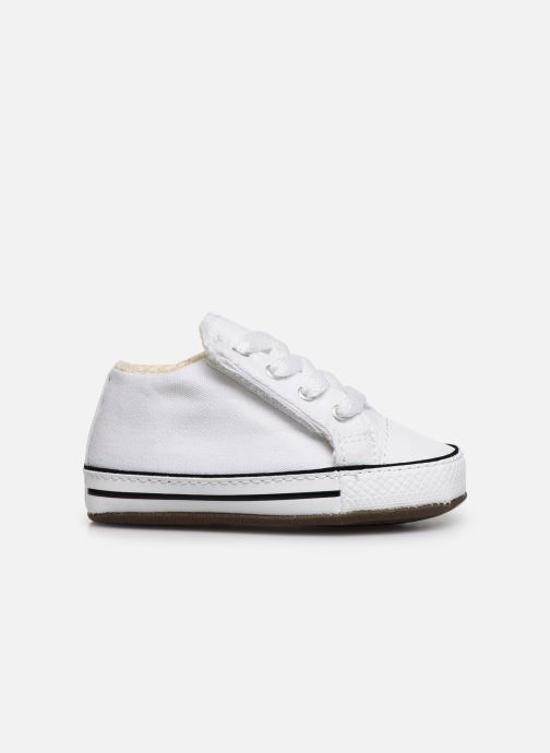 Sneakers Converse Chuck Taylor All Star Cribster Canvas Mid Wit achterkant
